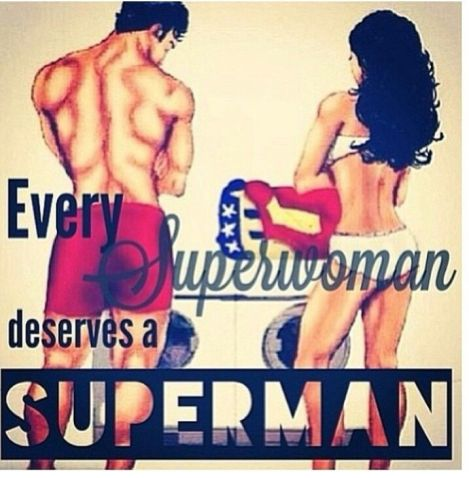 superwoman deserves